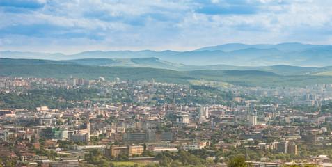 City view - Cluj