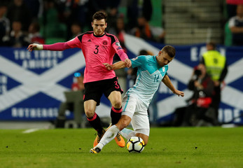 2018 World Cup Qualifications - Europe - Slovenia vs Scotland