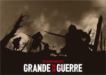 Centenaire Grande Guerre 14-18