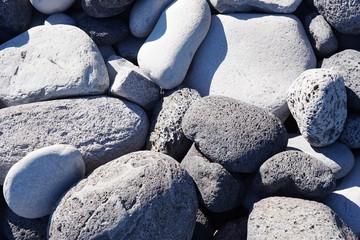 Stein-Textur / Vulkangestein - Hintergrund