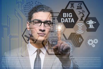 Big data computing concept of modern IT technology
