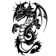 ドラゴンのイラスト