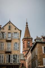 Dans les rues de Rodez
