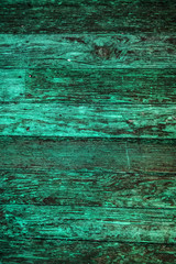 Heavily Textured and Distressed Wood Background Image