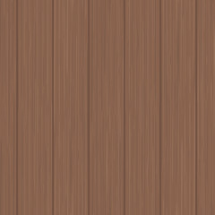 Brown wood planks. Seamless pattern. Wooden texture.