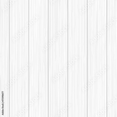 White Light Grey Wood Planks Seamless Pattern Wooden Texture