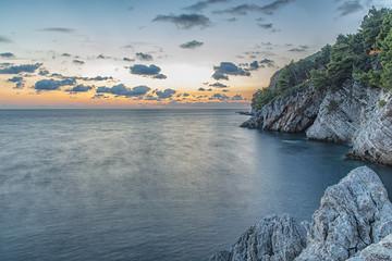 Coastline at Petrovac