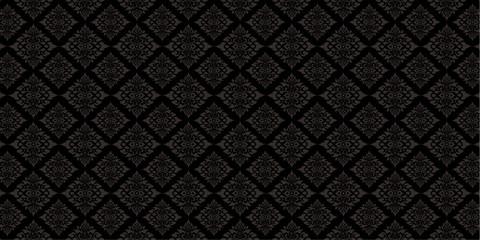 Line Thai, The Arts of Thailand, Thai pattern background. Vector illustration