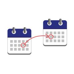 termin verschieben im kalender