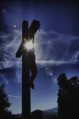 Croix saint saturnin