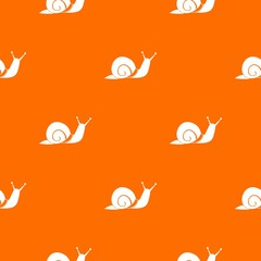Snail pattern seamless