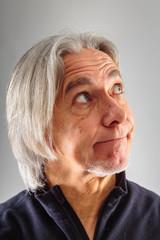 Senior Man's Portrait