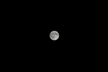 Full Lunar Moon