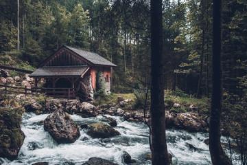 Gollinger cabin
