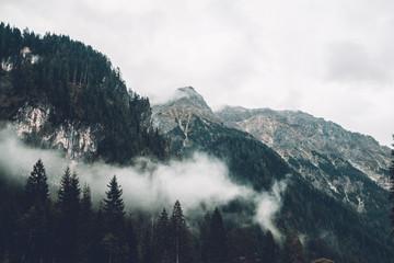 Alpien mountains