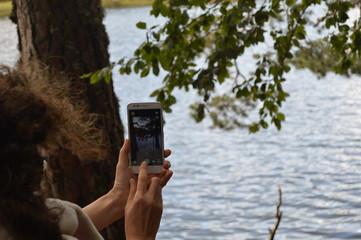 Foto mobil