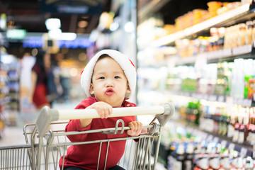 kid supermarket