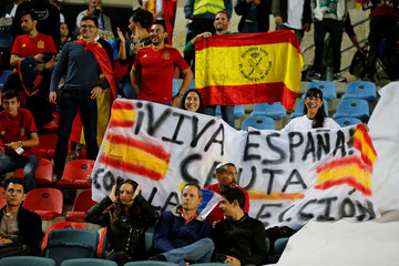 2018 World Cup Qualifications - Europe - Israel vs Spain