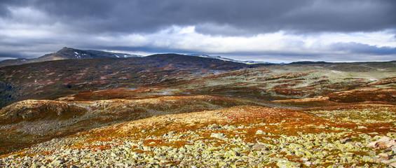 Panorama Hochebene