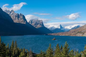 Saint Mary Lake, Glacier National Park