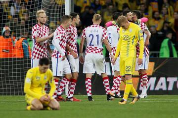 2018 World Cup Qualifications - Europe - Ukraine vs Croatia