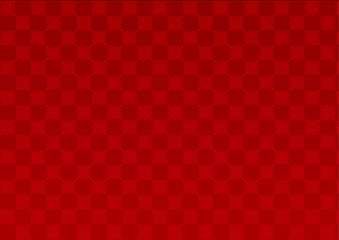 traditional Japanese pattern. background image. red color.