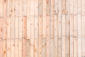 Old Plank wood wall texture background.