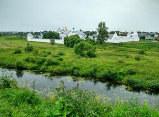 Суздаль, монастырь