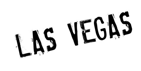 Las Vegas rubber stamp. Grunge design with dust scratches. Effects can be easily removed for a clean, crisp look. Color is easily changed.