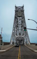 Aerial lift bridge Duluth, MN