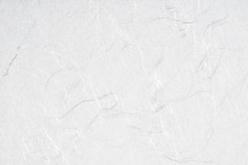 Photo sur Aluminium Aigle Texture of white Japanese paper Close-up