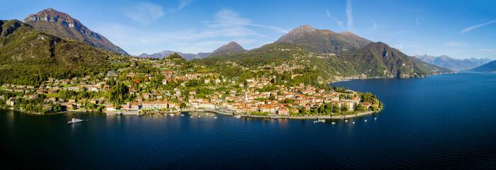 Menaggio - Lago di Como (IT) - Vista aerea panoramica