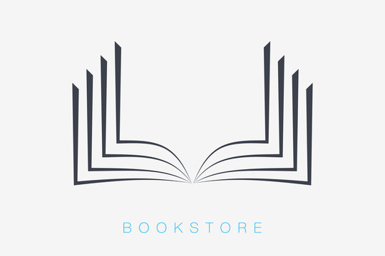 Book Icons. Vector Sign for Your Company