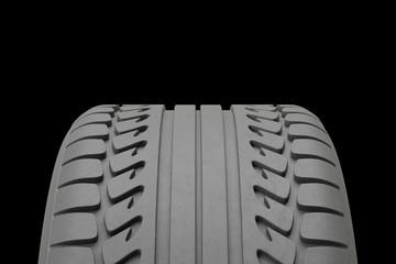 Tire - close-up tread
