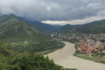 Mtskheta village