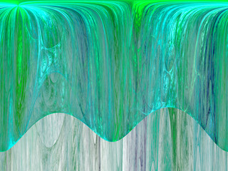 Texture of gentle silk