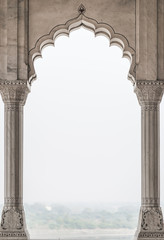 Ornate Indian Arch