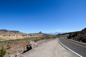 Sitgreaves Pass Oatman, Route 66