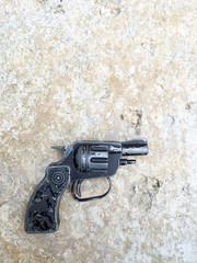 Vintage toy handgun
