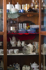 Collection of Peranakan (Straits Chinese) antiques