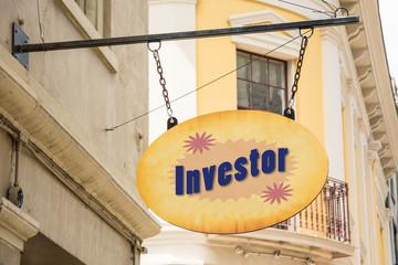 Schild 278 - Investor