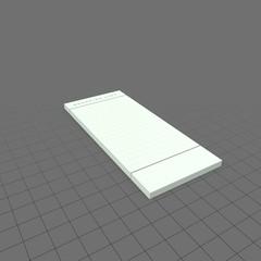 Shopping list pad 1