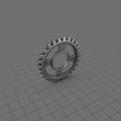 Machine gear 1