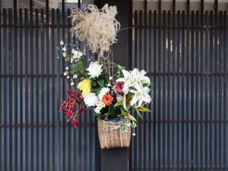 宿場町に咲く花 #3
