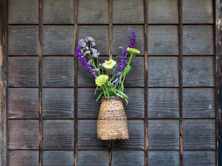 宿場町に咲く花 #5