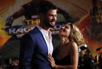 "World Premiere of ""Thor: Ragnarok"" – Los Angeles -11/10/2017"