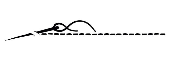 Spool of thread. Vector drawing