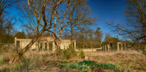 Orangery - Panshanger Park Hertfordshire