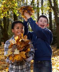 fun in autumn