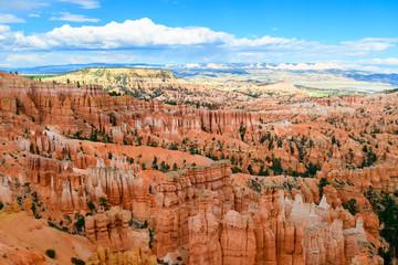 panoramic views to bryce canyon hoodoos, utah